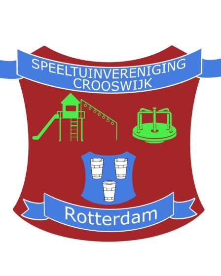 Logo playground organisation Crooswijk
