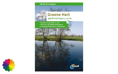 booklet Green Heart hikes