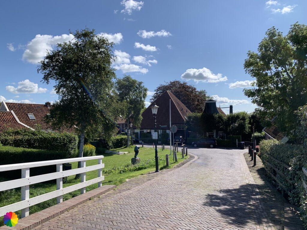 Little bridge near Driehuizen