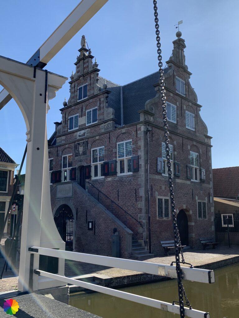 De Waag at De Rijp in the Netherlands