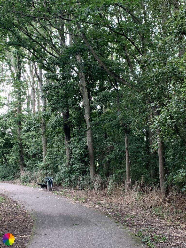 Hartelpark at Spijkenisse in the Netherlands