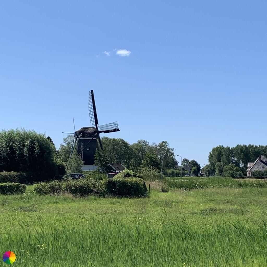 Mill the Oude Knegt near Akersloot