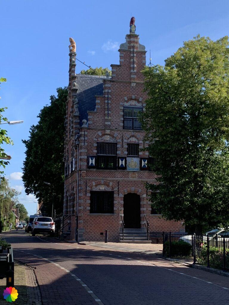Town hall at Graft
