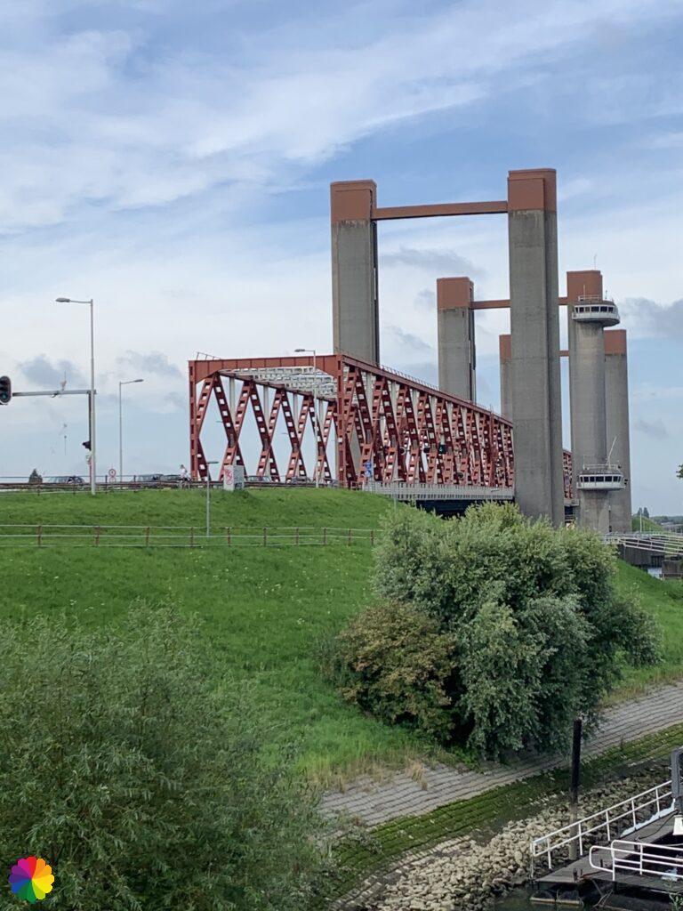 Spijkenisser bridge