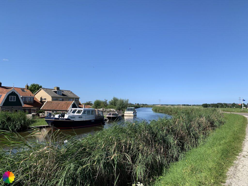 Waterway at Driehuizen