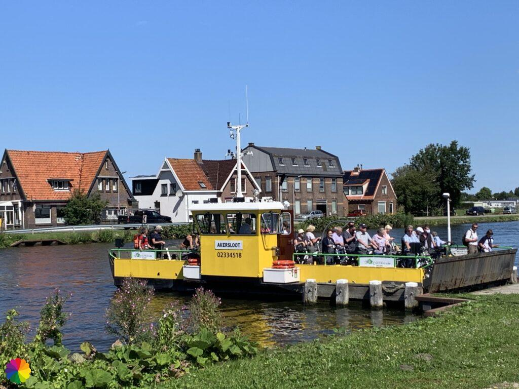 Ferry at Akersloot