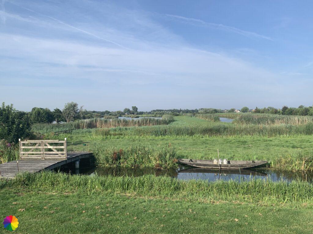 Enkele Wiericke, near Oukoop in the Netherlands