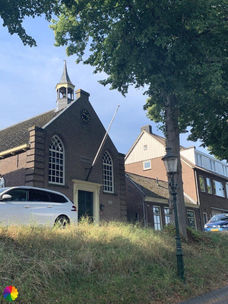 Small church at Hekendorp