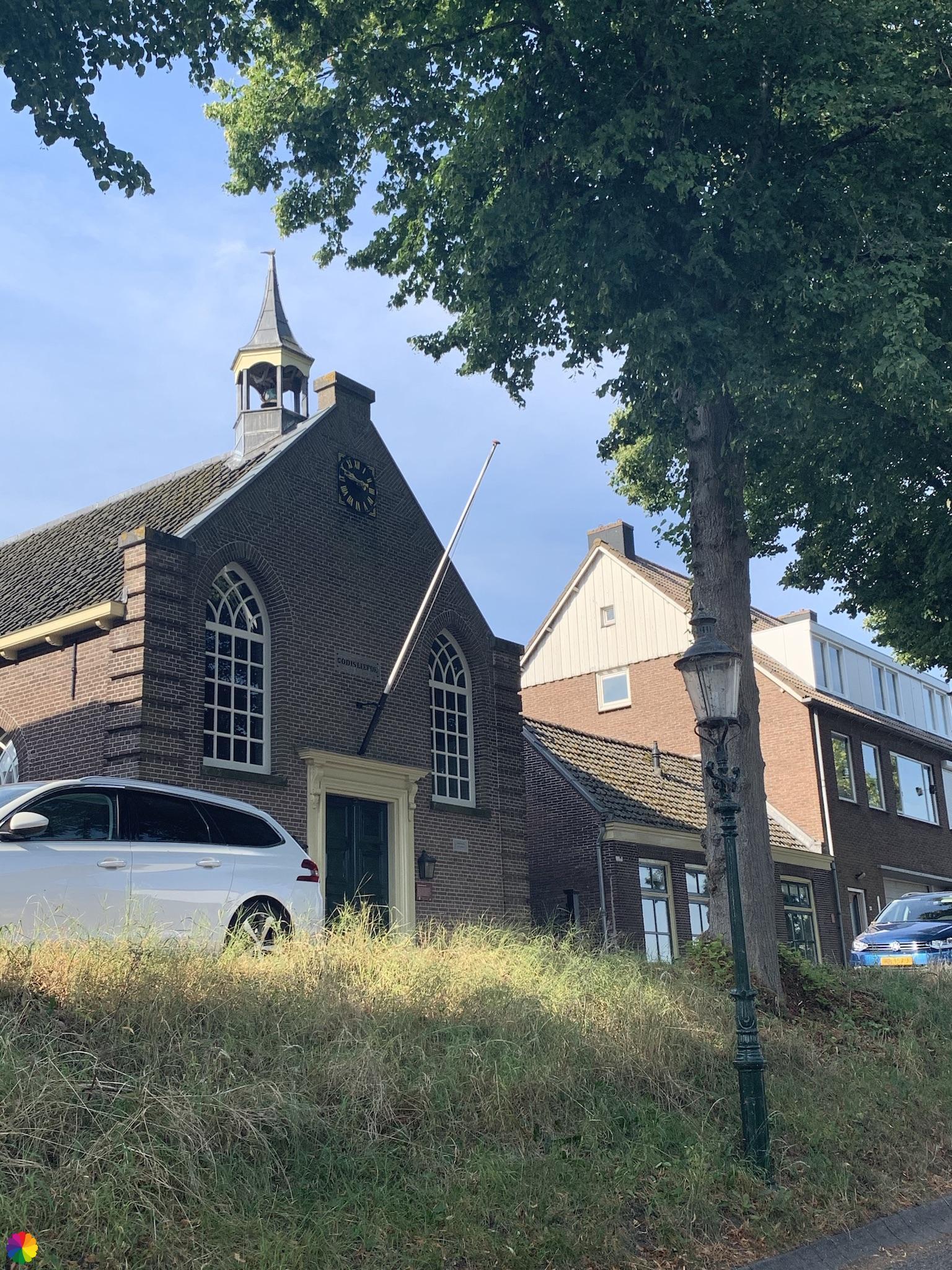 Kerkje in Hekendorp