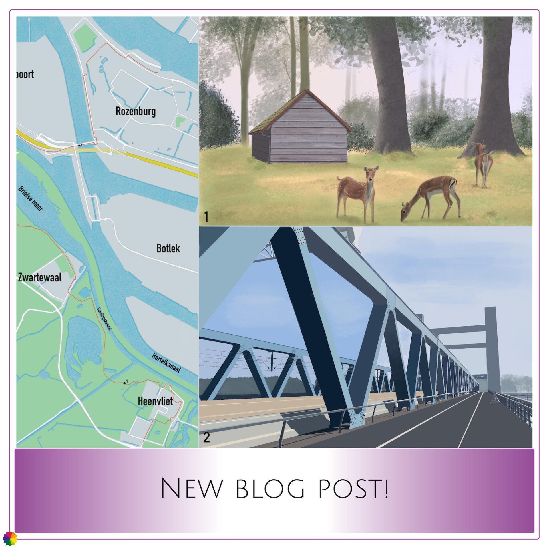 Blog update Heenvliet - Rozenburg