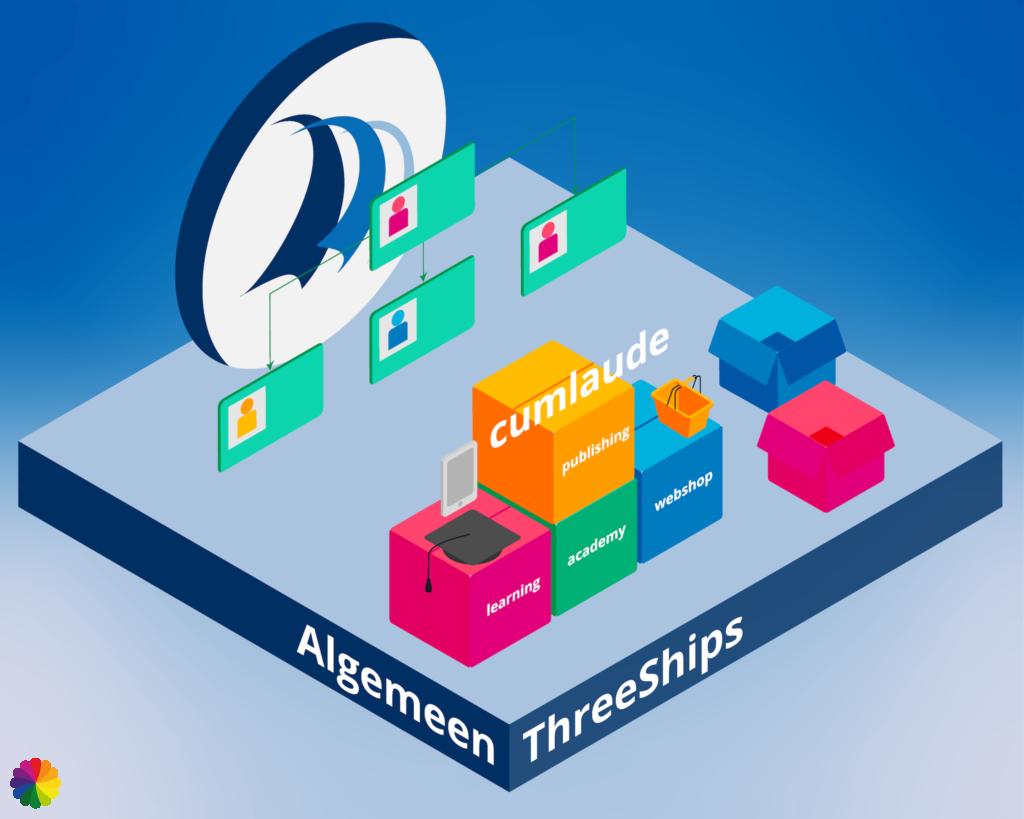 Illustration Three Ships General