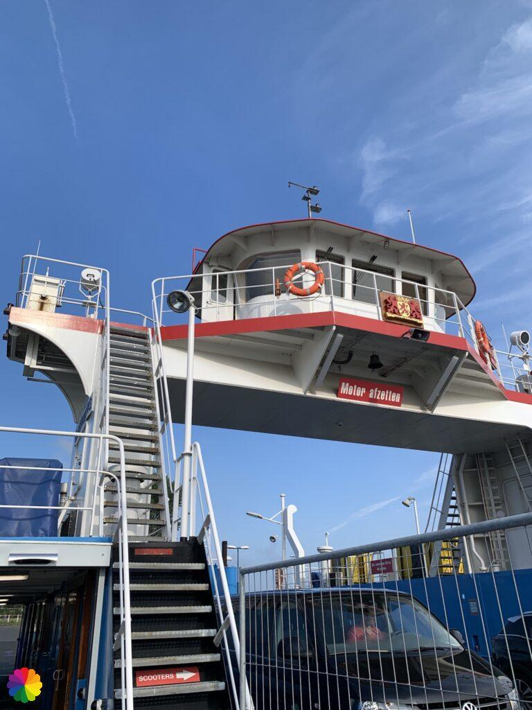Ferry Rozenburg - Maassluis