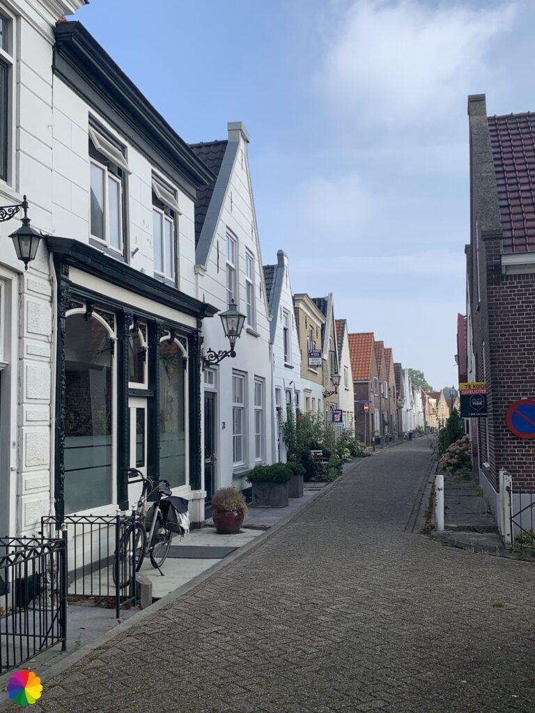 Zwartewaal in the Netherlands