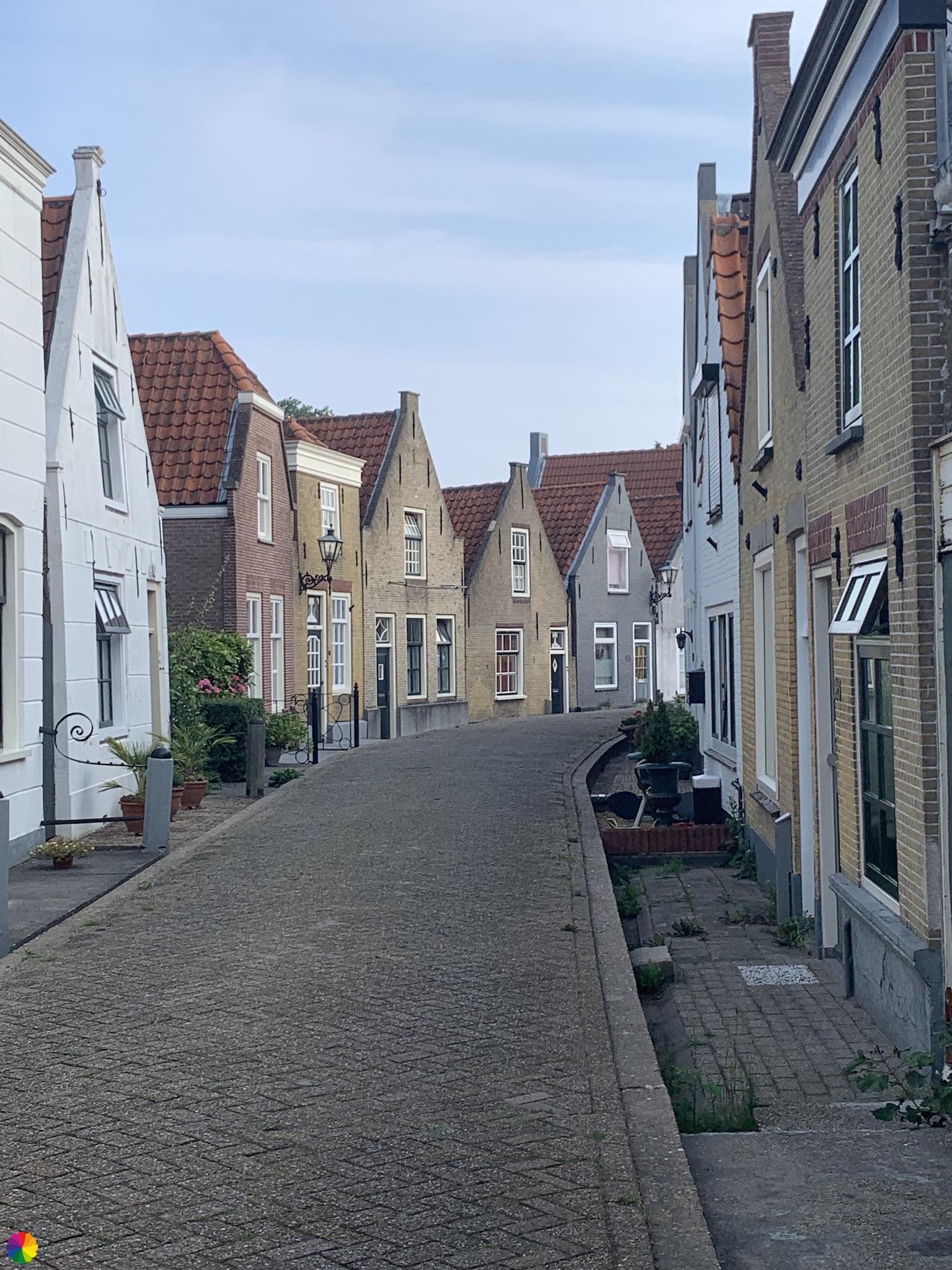 Mooie huisjes in Zwartewaal