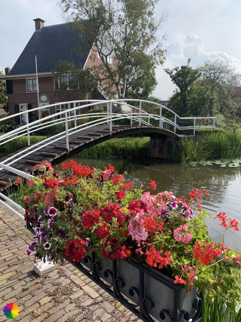 Small bridge at Maasland