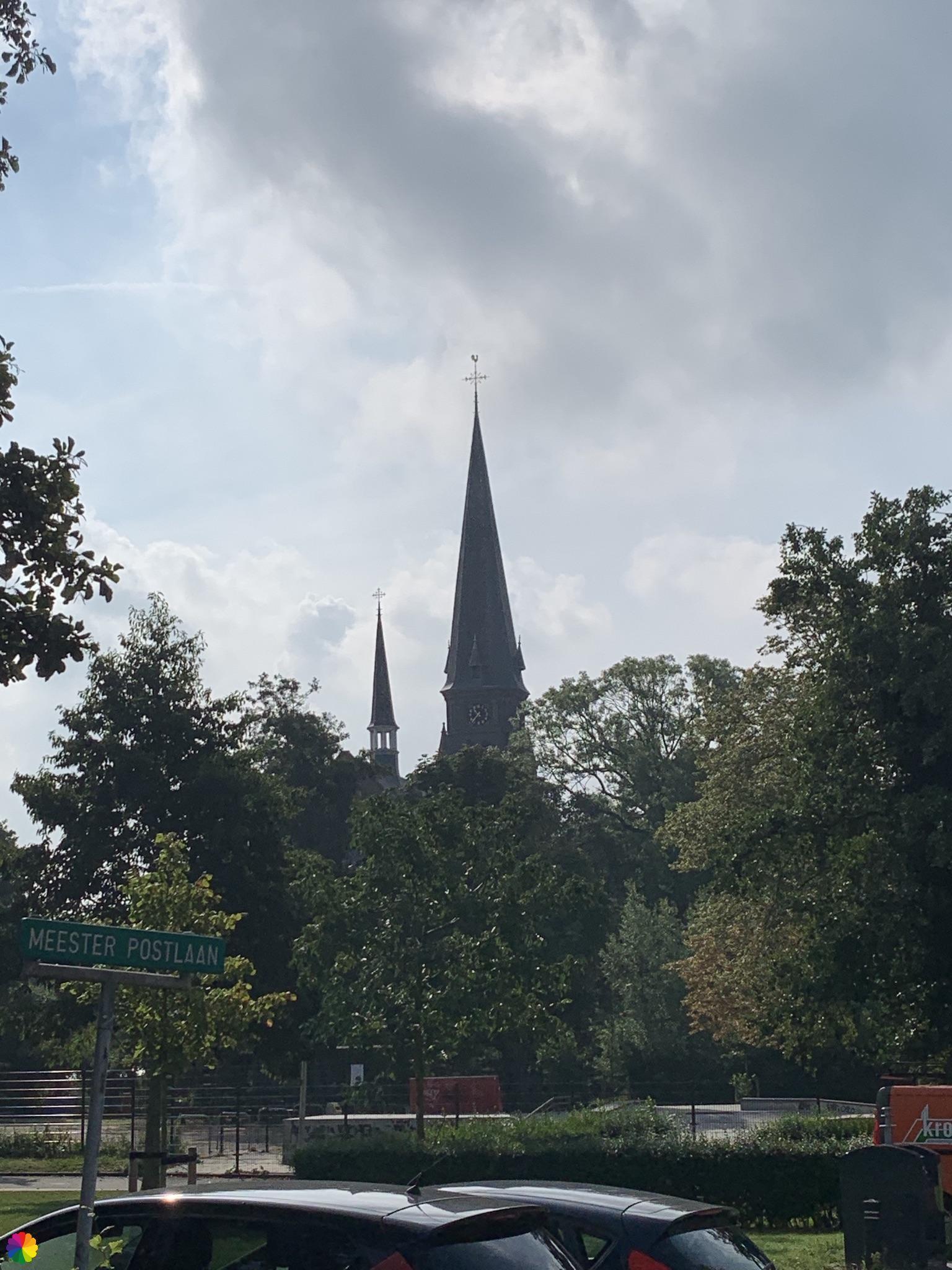 Maria Magdalena kerk in Maasland