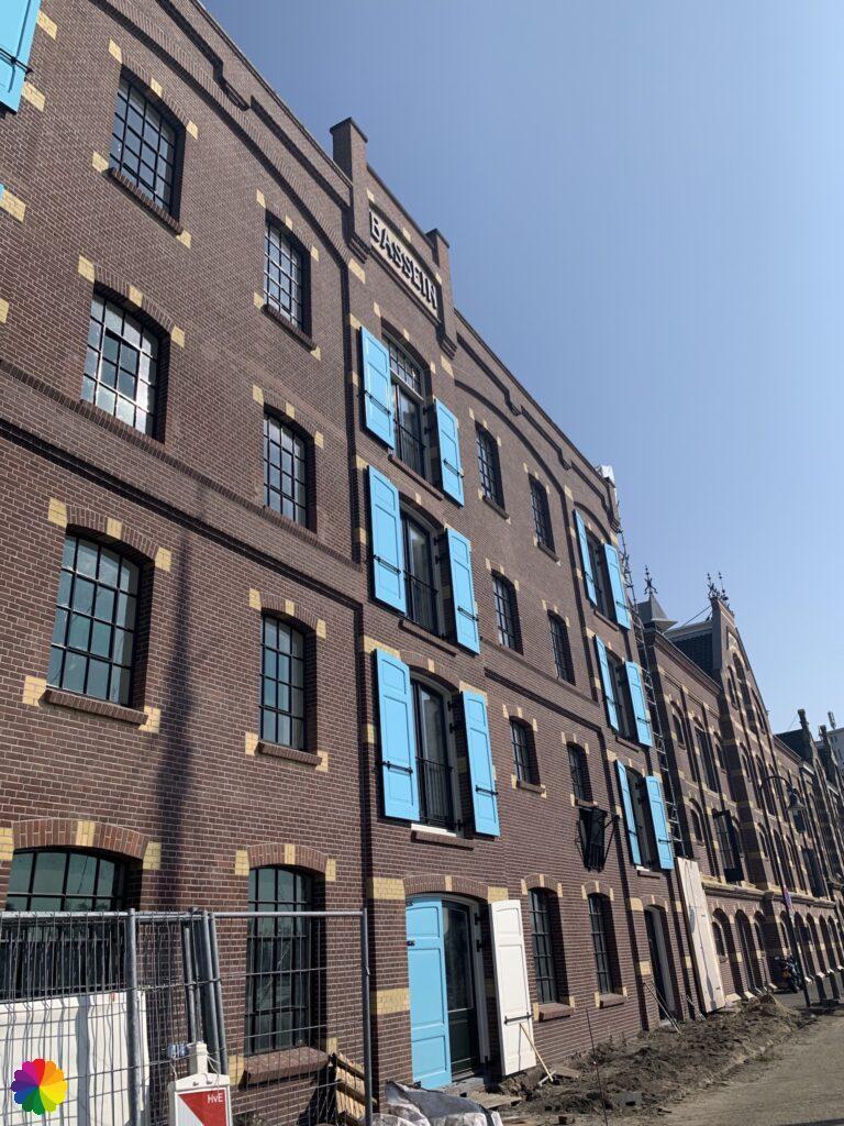 Bassein warehouse at Wormer
