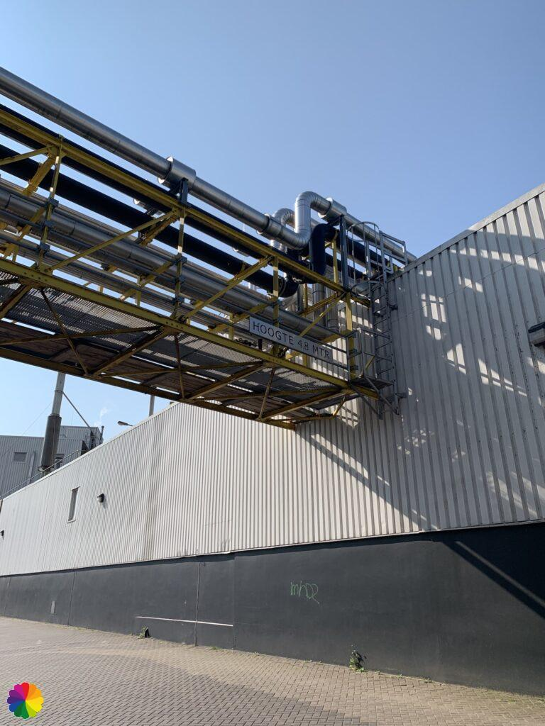Factory near Wormer