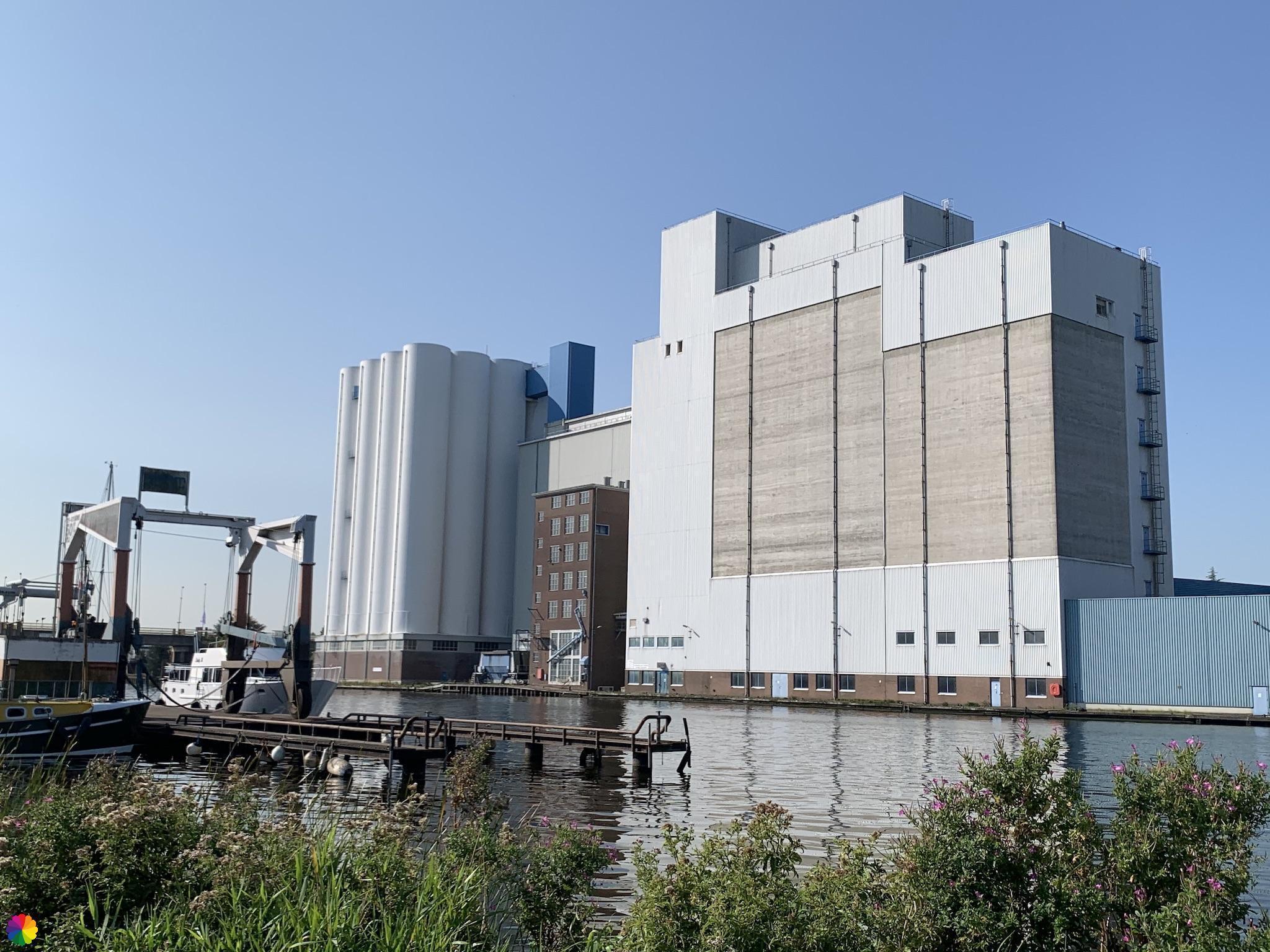 Fabriek aan de Zaan