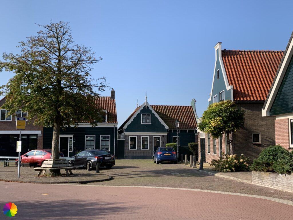 Oostknollendam in the Netherlands