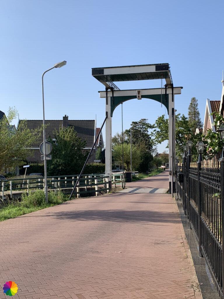 Drawbridge at Oostknollendam