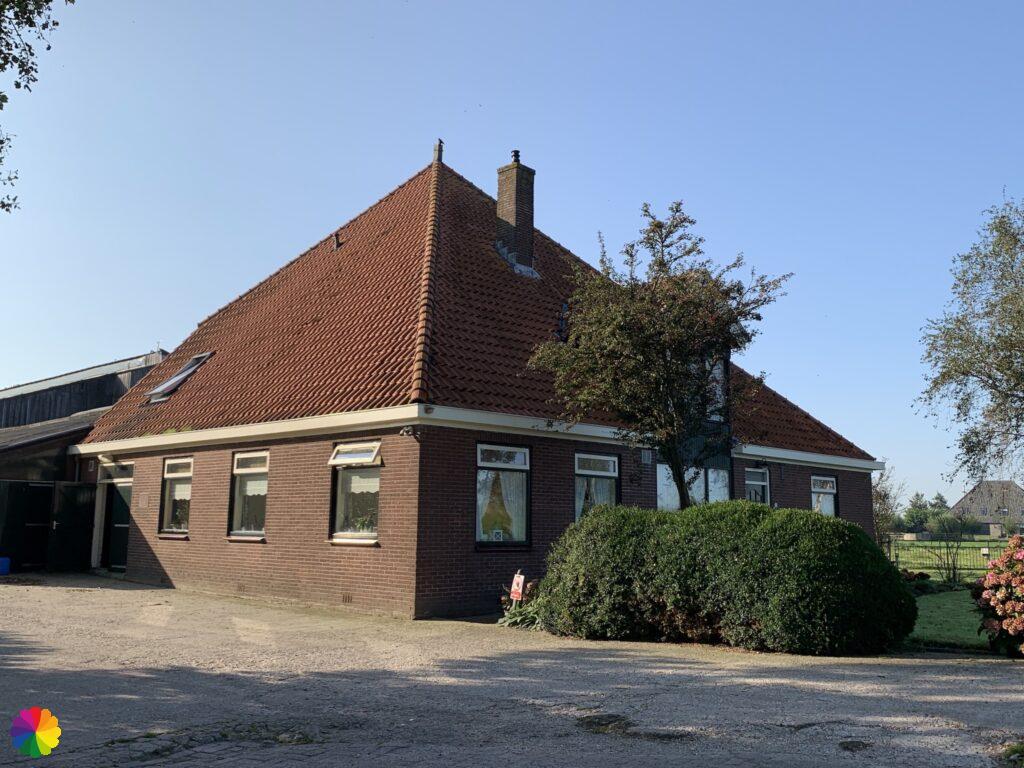 Bell jar farm at Noord-Hollands Hof