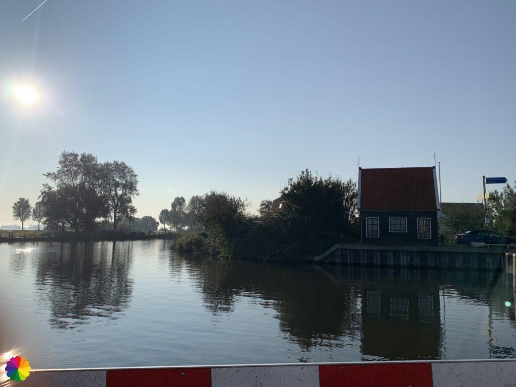 Water crossing Noordhollandsch Kanaal