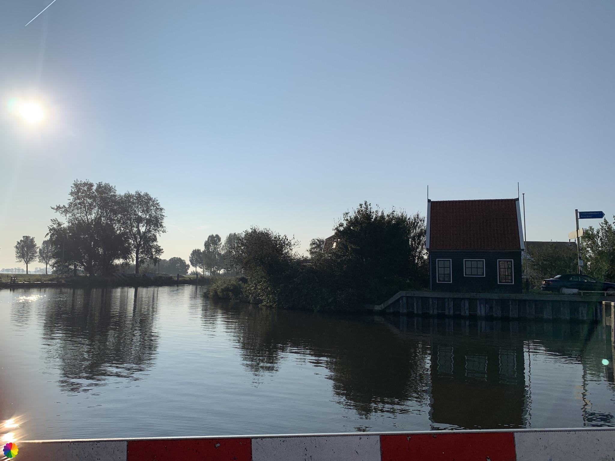 Waterkruispunt Oudelandsedijk