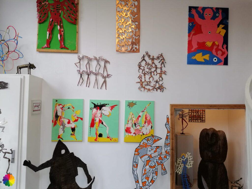 Art of Chris Ripken at City Art