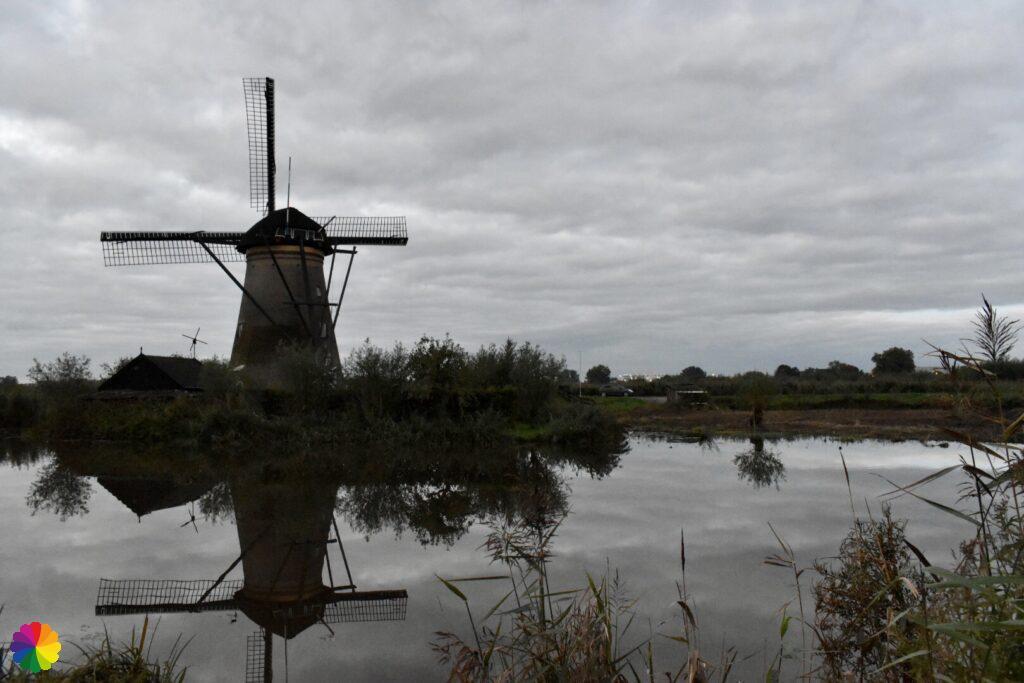 Windmill at Kinderdijk 1