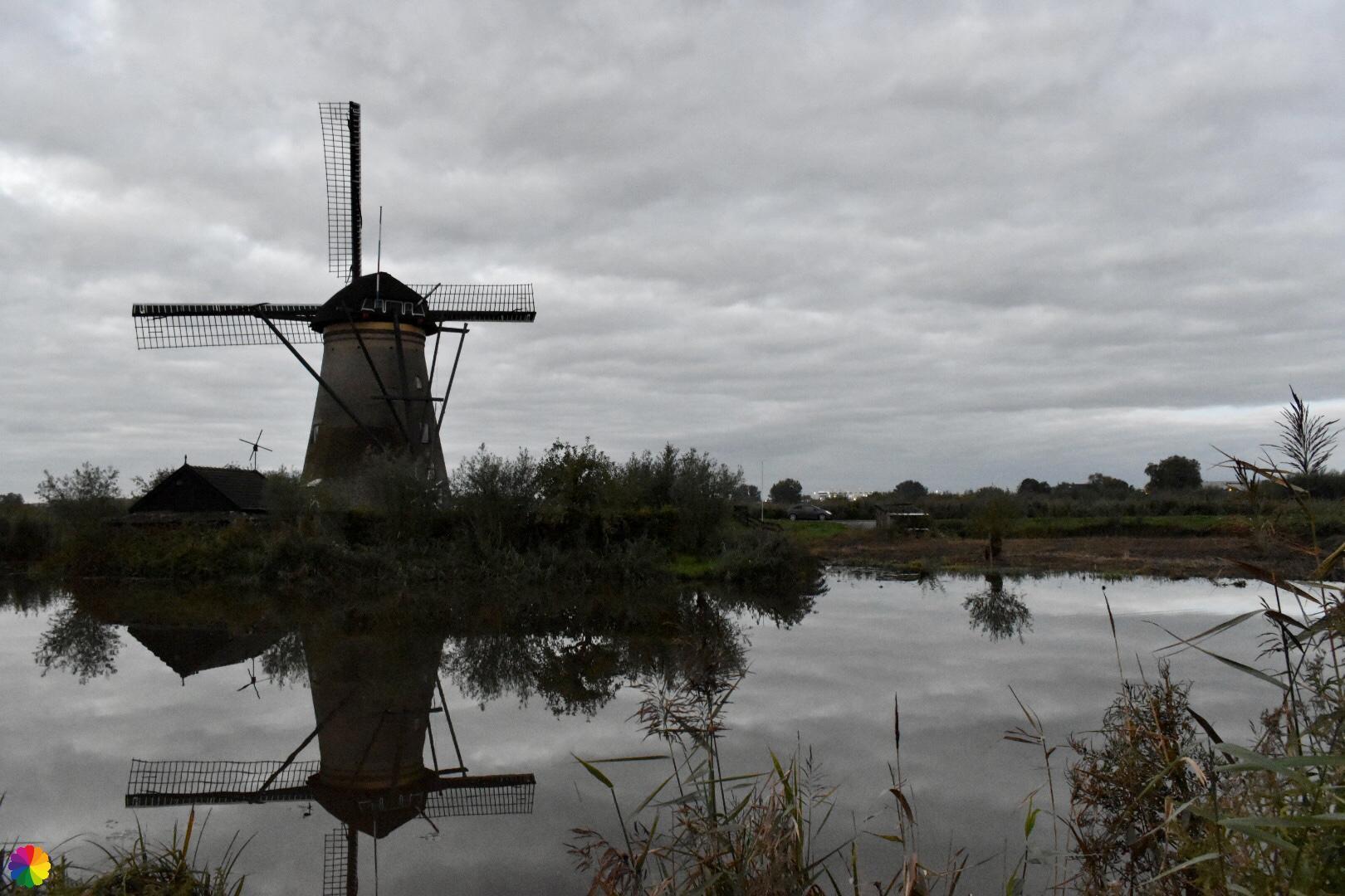 Kinderdijk molen 1