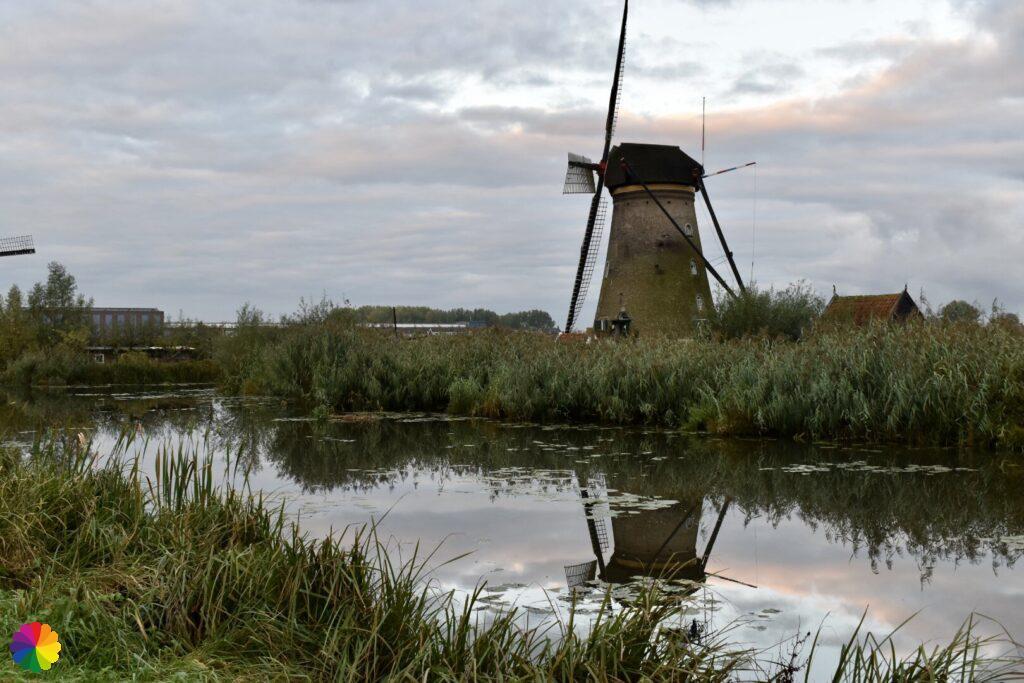 Windmill at Kinderdijk 10