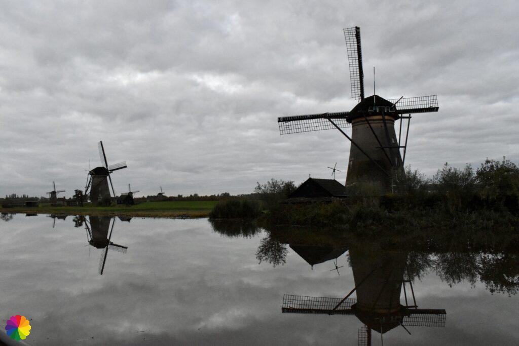 Windmills at Kinderdijk 2