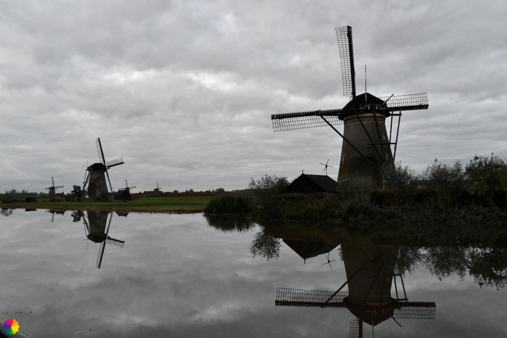 Kinderdijk molen 2