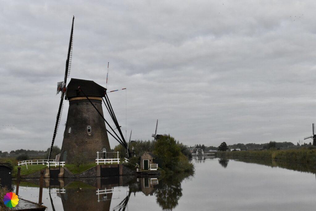Windmill at Kinderdijk 7