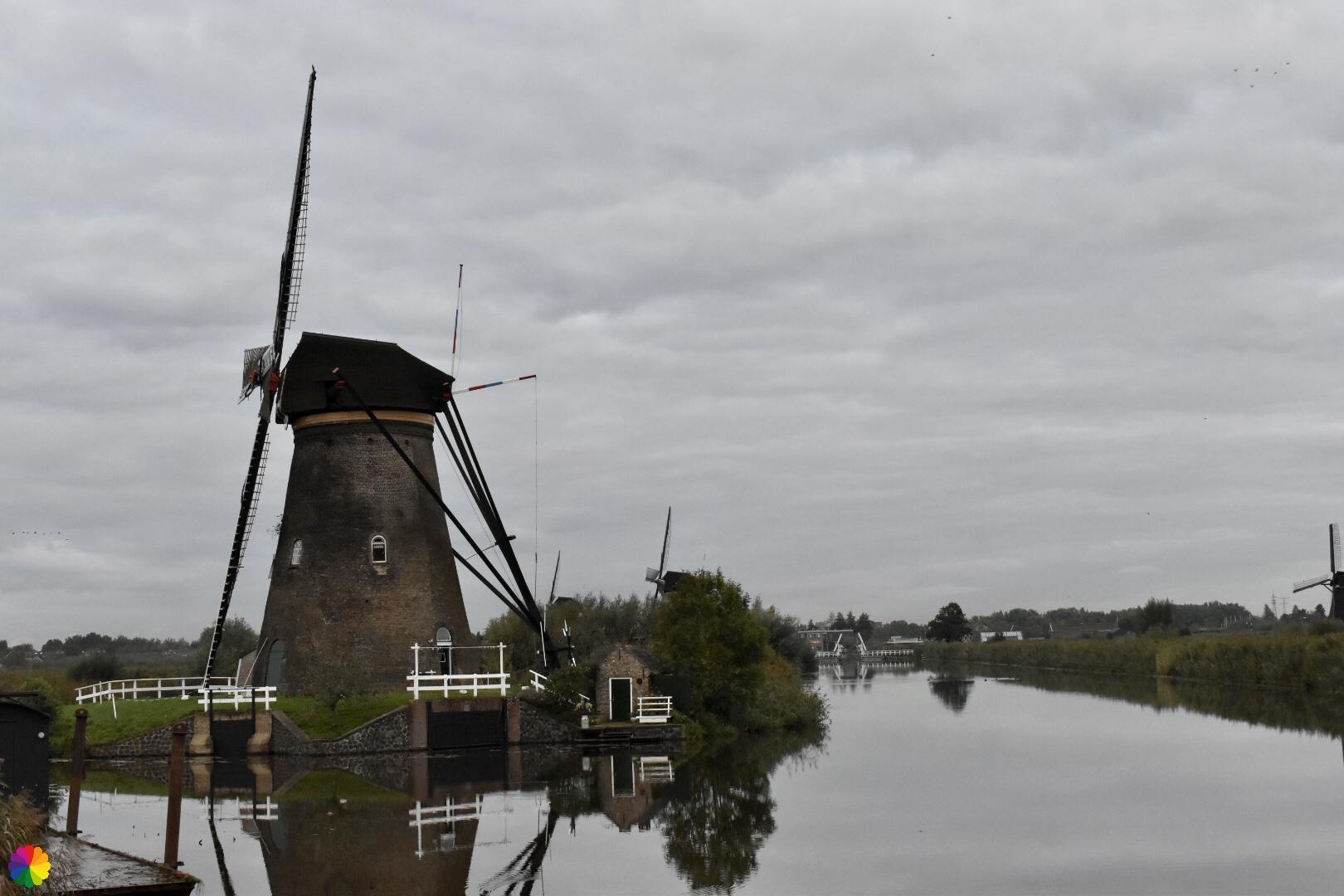 Kinderdijk molen 7