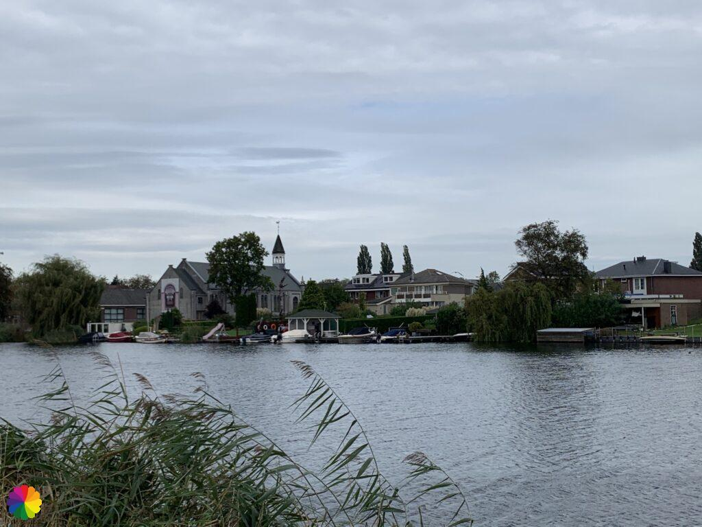 The Waal near Rijsoord