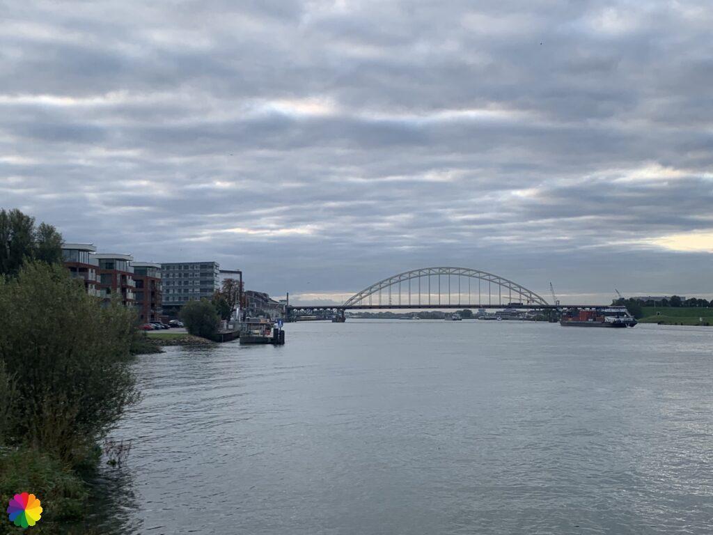 Bridge over river the Noord