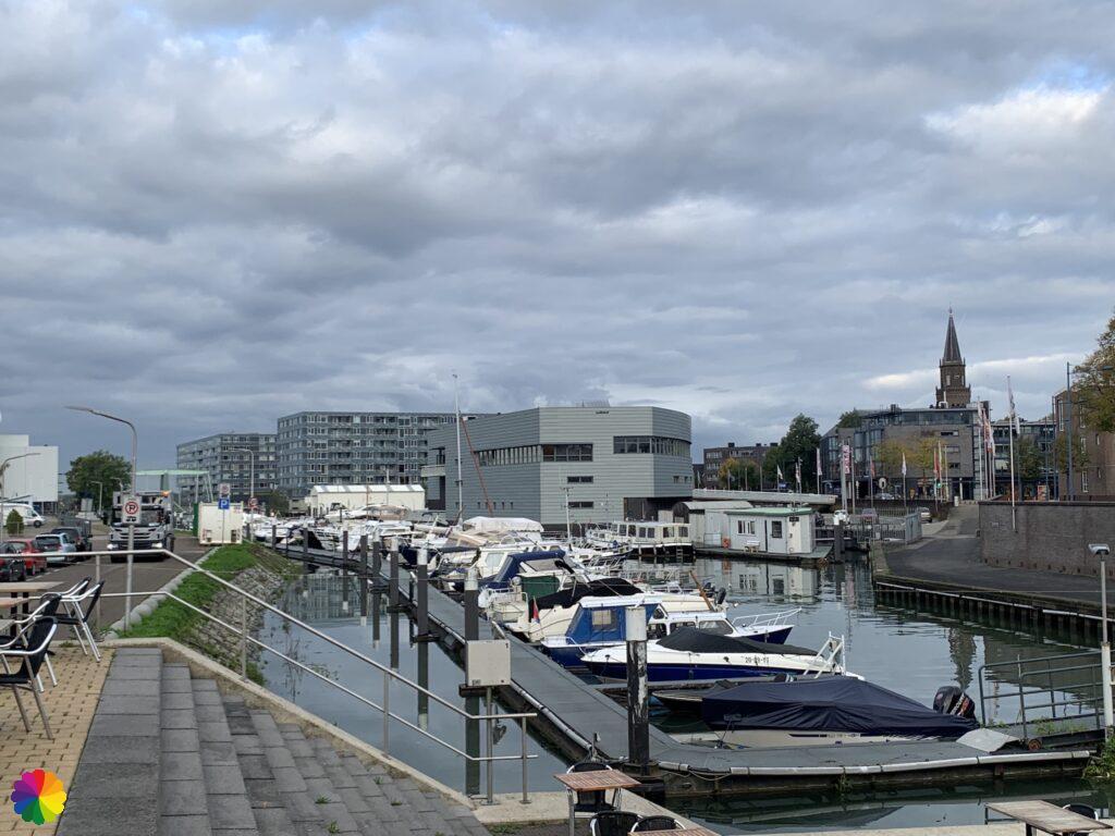 Harbour at Alblasserdam