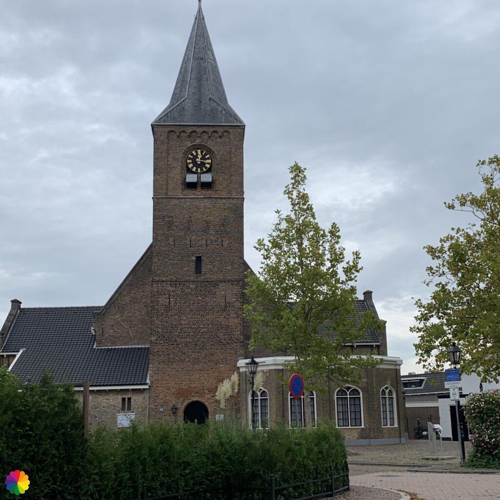 Church at Hendrik-Ido Ambacht