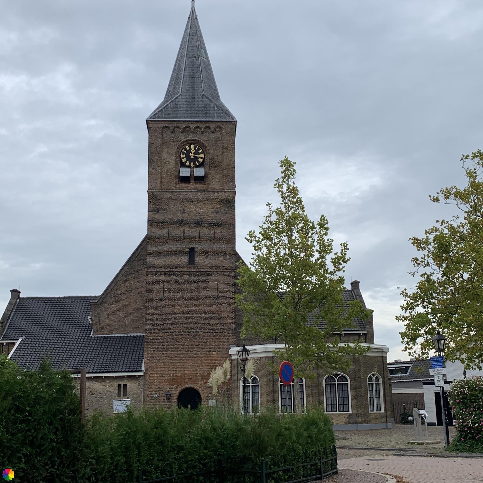 Kerk in Hendrik-Ido Ambacht
