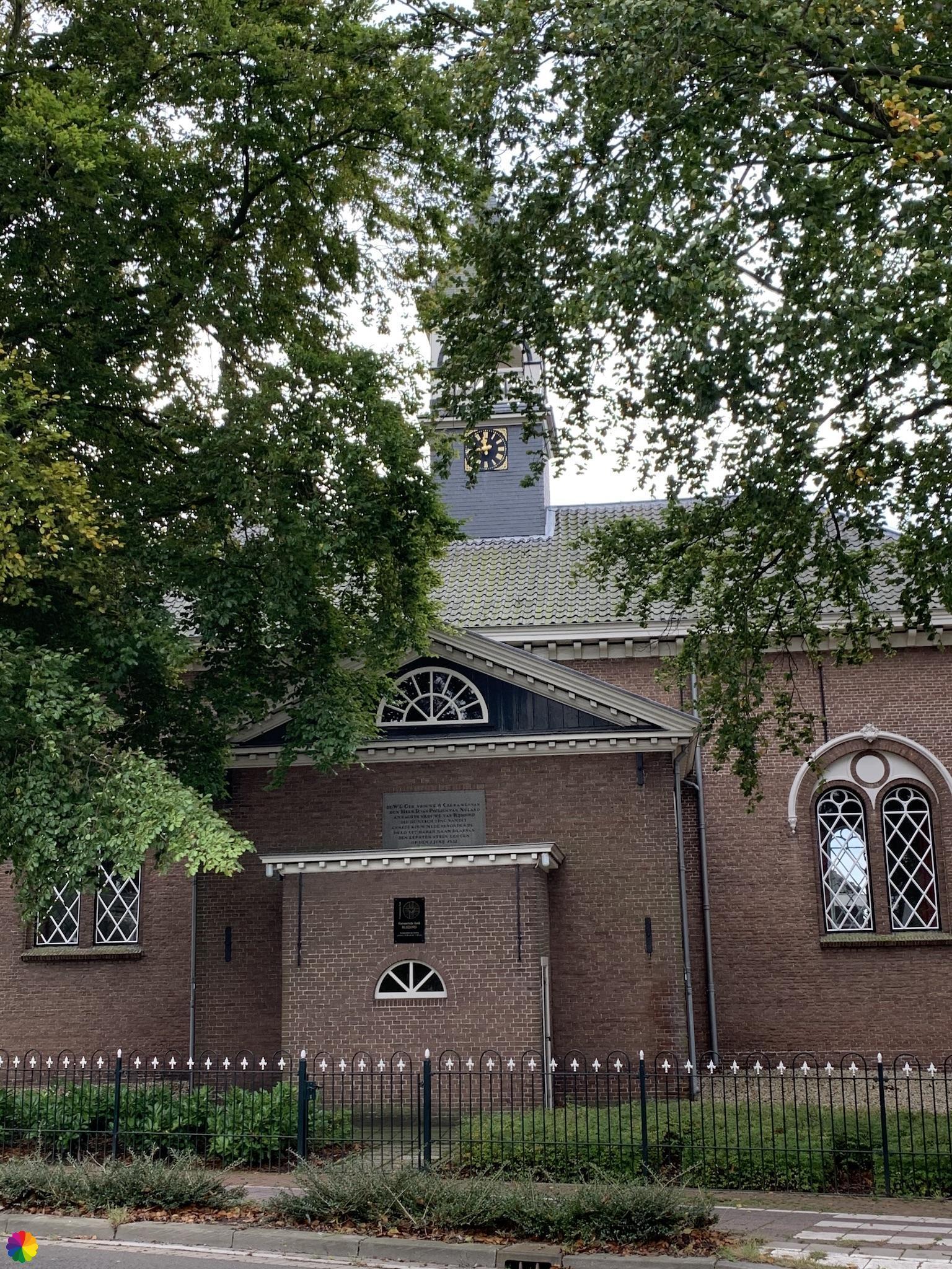 Kerk in Rijsoord