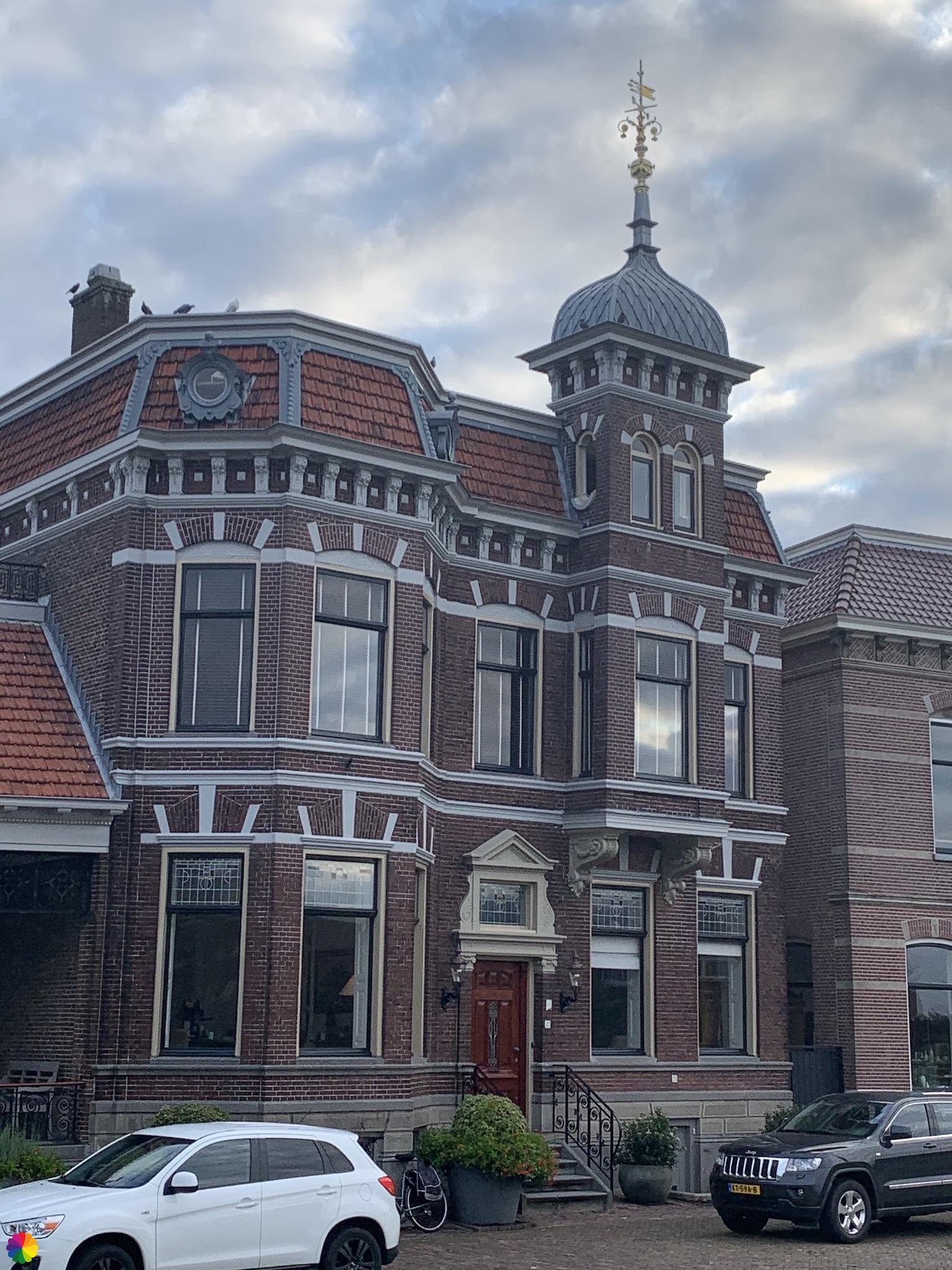 Mooi huis in Alblasserdam