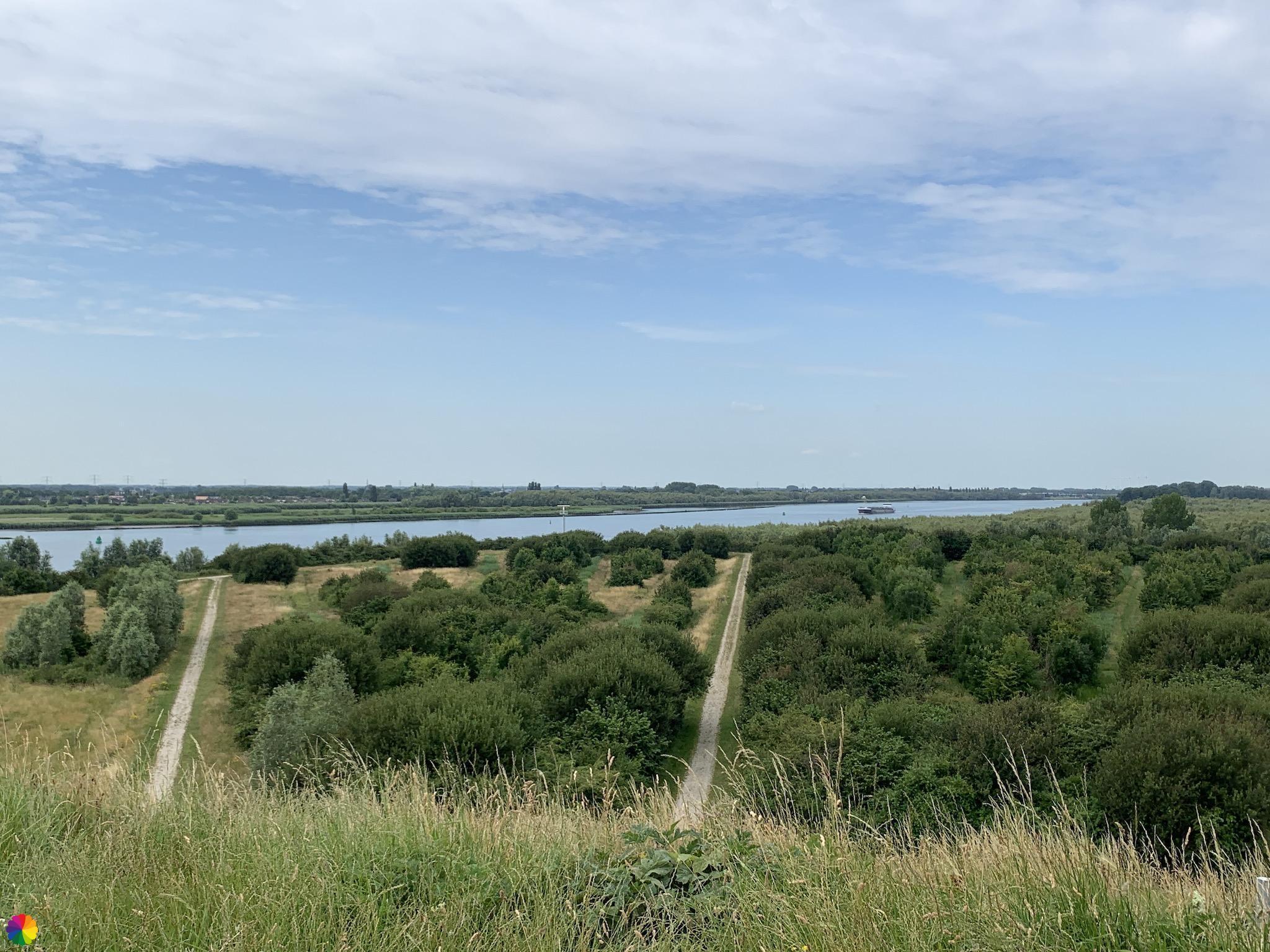 Uitzicht vanaf Gaatkensbult