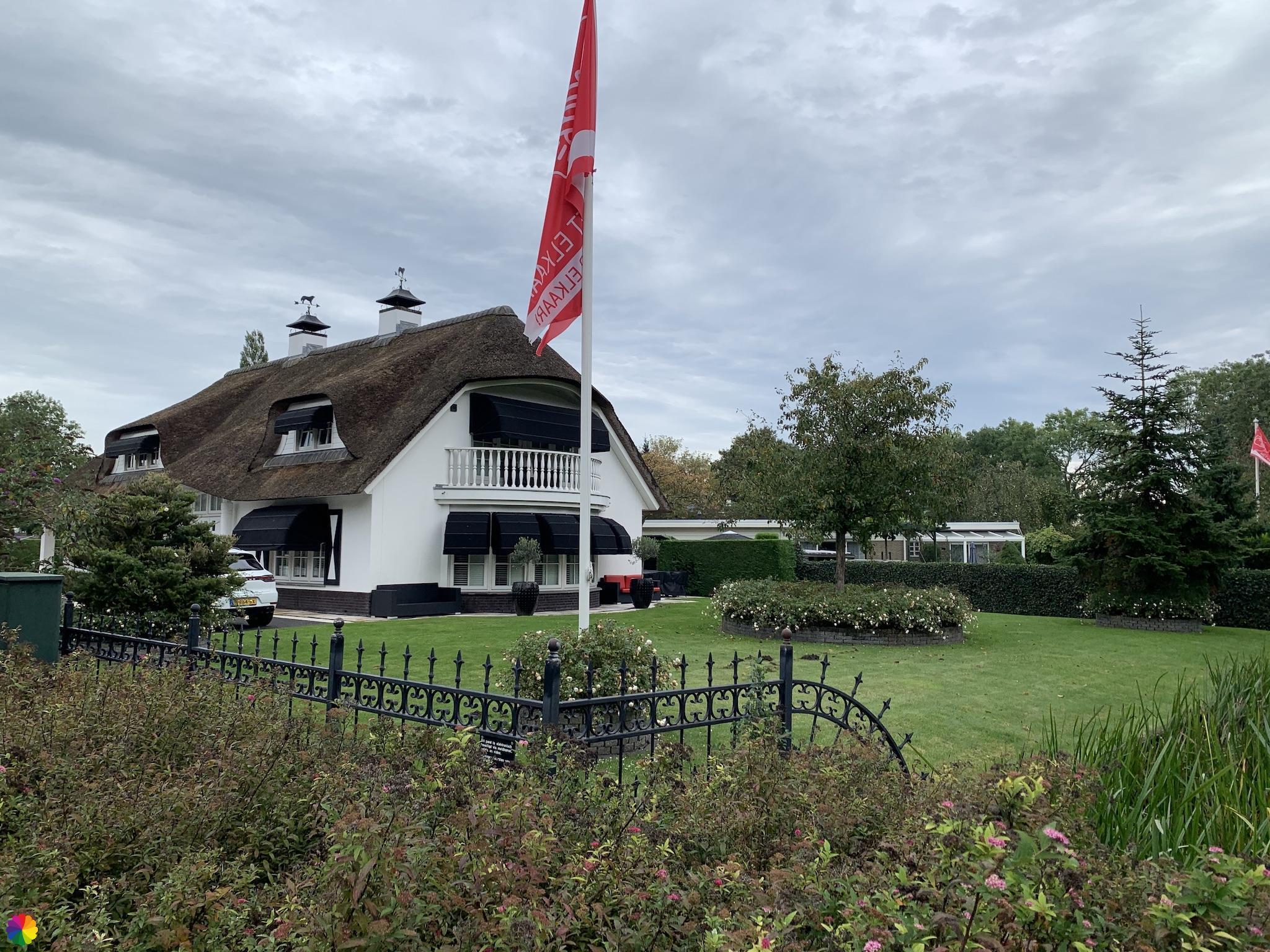 Villa bij Hendrik-Ido Ambacht