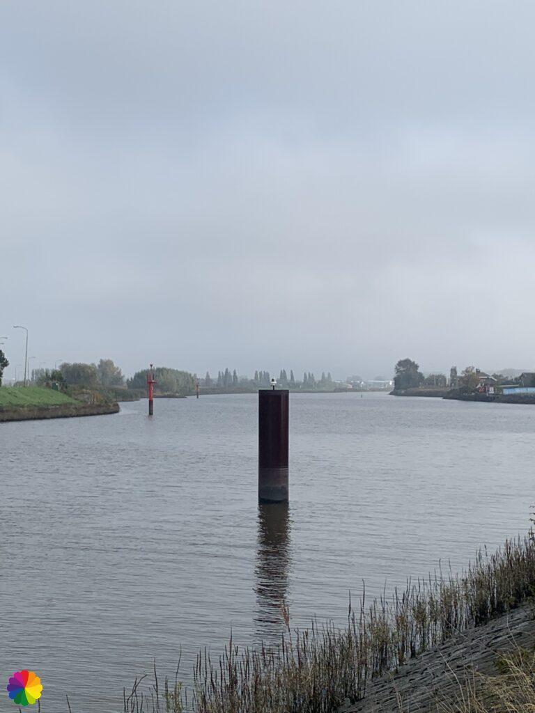 The Hollandsche IJssel river