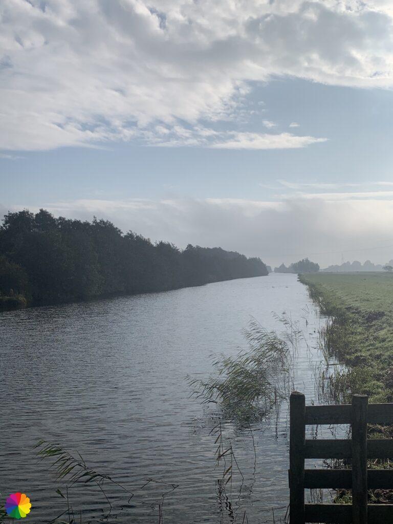 Stolwijkse Boezem near Gouderak