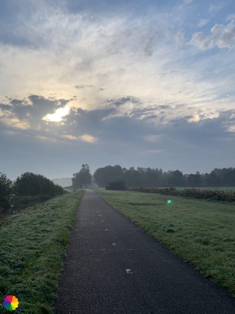 Sunrise at the Molenvliet