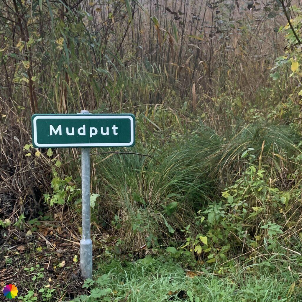 Mudput in the Loet woodlands