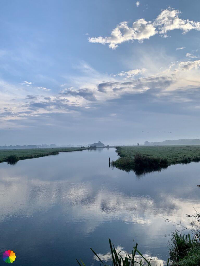 The Berkenwoudse Boezem polder